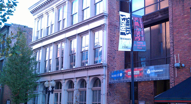 Cast Iron Building Downtown St Louis Office & Retail Leasing Opportunities